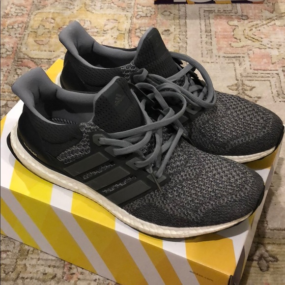 875947100f7 adidas Other - Adidas Ultra Boost 1.0 Ltd Mystery Grey